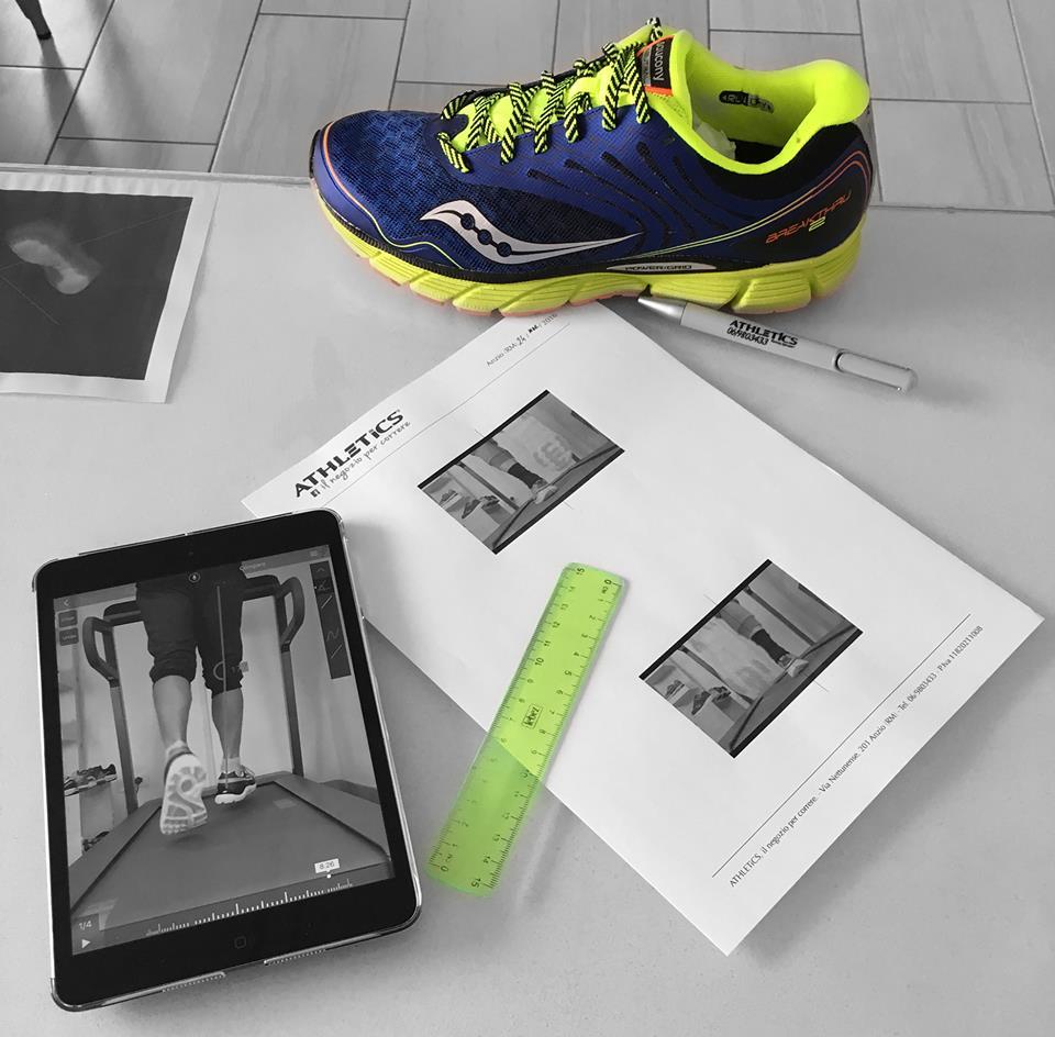 Biomeccanica della corsa e scarpe